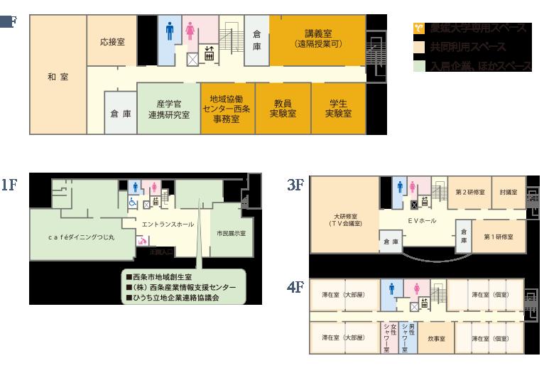 建物案内図